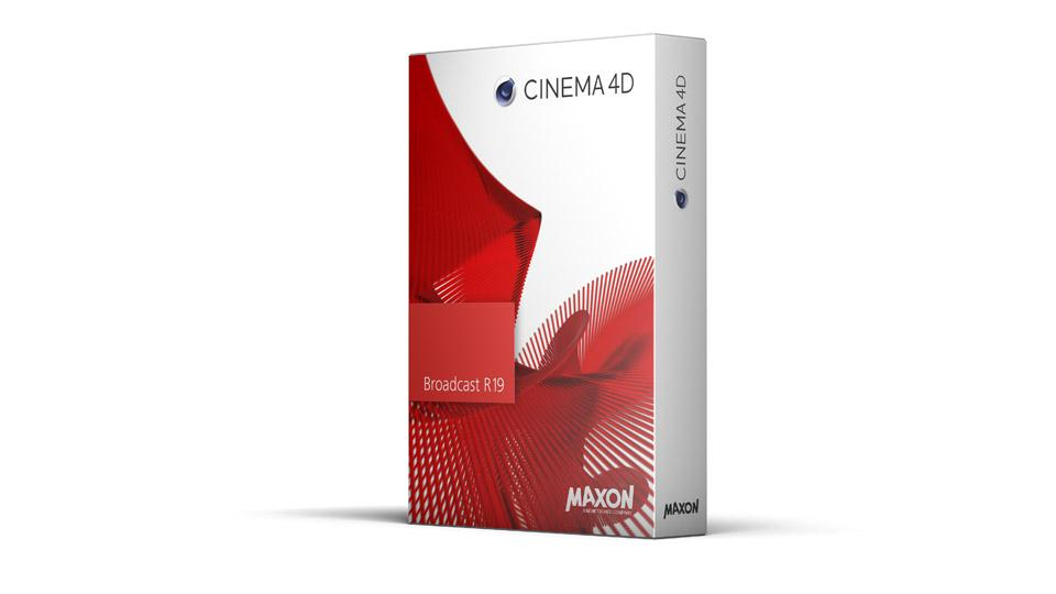CINEMA 4D Broadcast R19