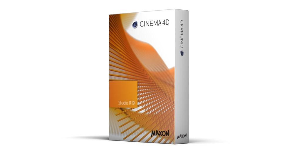 CINEMA 4D Studio R19