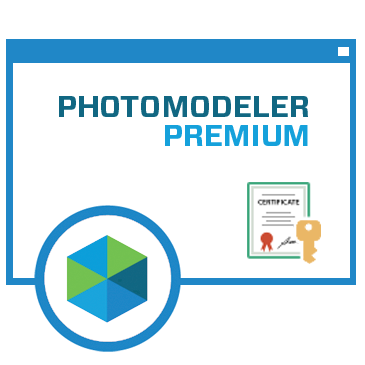 PhotoModeler 新価格で新製品!  PhotoModeler Premium 新発売!